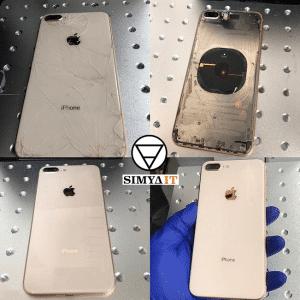 iPhone Backcover Kaputt